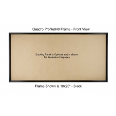 12x20 Picture Frame - Profile905