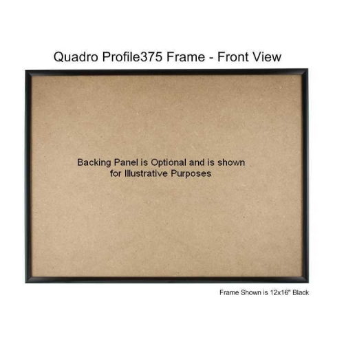 12x15 picture frame profile375