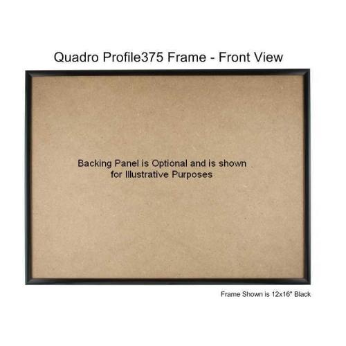 12x15 picture frame profile375