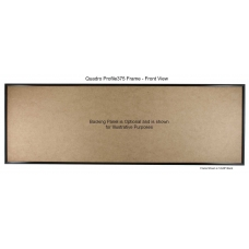 12x36 Picture Frame - Profile905