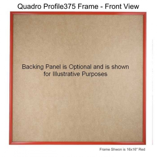 15x15 picture frame profile375