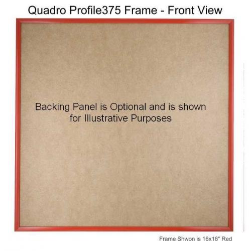 15x15 picture frame profile375
