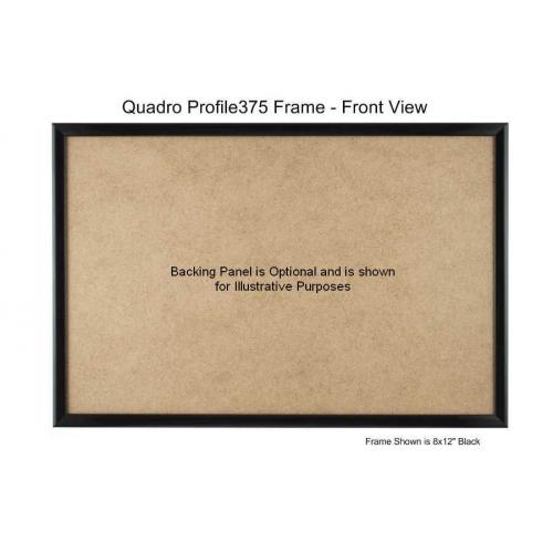 8x14 picture frame profile375