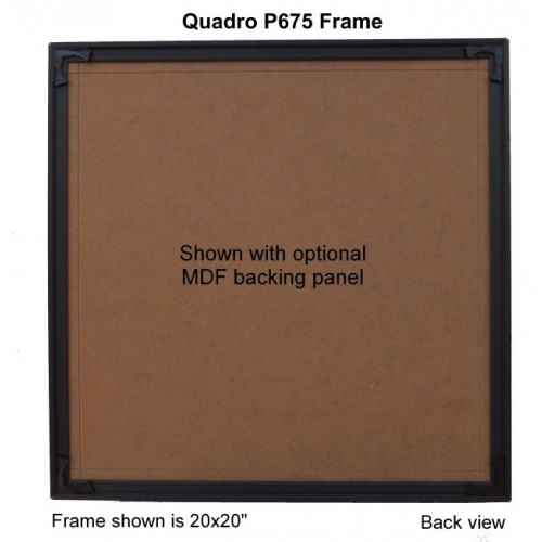 36x36 picture frame profile675