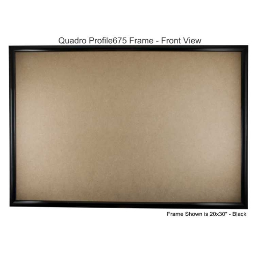 12x20 Picture Frame Profile675