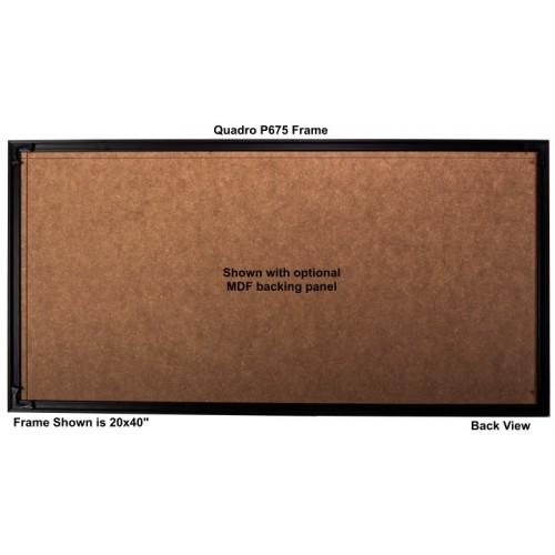 20x36 picture frame profile675. Black Bedroom Furniture Sets. Home Design Ideas
