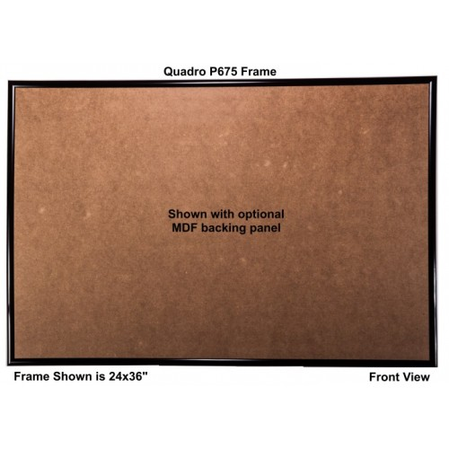 27x36 picture frame profile675