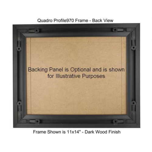 24x30 picture frame profile970