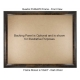 16x24 Picture Frame - Profile970