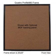 20x20 Picture Frame - Profile675
