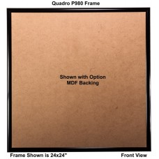 30x30 Picture Frame - Profile675