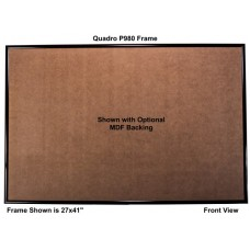 24x41 Picture Frame - Profile675