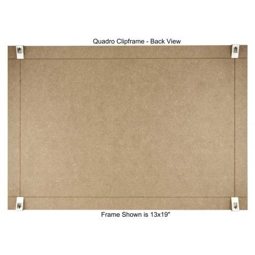13x19 clip frame. Black Bedroom Furniture Sets. Home Design Ideas