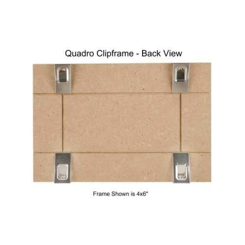 4x6 clip frames