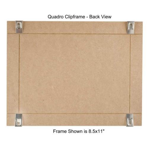 85x11 clip frame